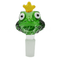 Picture of MALE FROG w CROWN BOWL HEAD