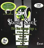 "Picture of SKUNK SACK - LARGE 7.5""x7"" (6ct)"