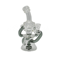 "Picture of 8"" DOUBLE TUBE RECYCLER"