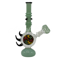 """Picture of 8"""" HEADY WATERPIPE w/ SPIKES"""