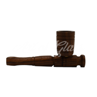 "Picture of 3.5"" ALL WOOD PIPE"