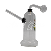 Picture of RICH & SHORTY OIL BUBBLER CYLINDER w/ BASE SHAPE
