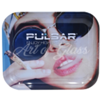 "Picture of LARGE PULSAR ROLLING TRAY 13.25""x10.75"""