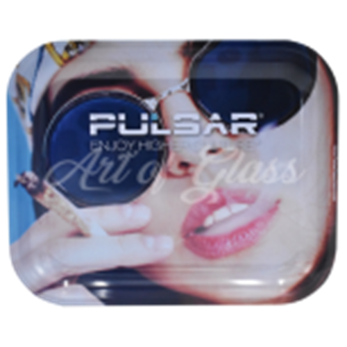 """Picture of LARGE PULSAR ROLLING TRAY 13.25""""x10.75"""""""