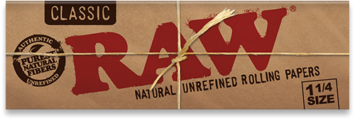 """Picture of RAW CLASSIC PAPERS 1-1/4"""" (24ct)"""