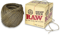Picture of RAW HEMPWICK 250 FT BALL