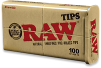 Picture of RAW 100ct TIP TINS (6ct)