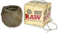 Picture of RAW HEMPWICK 100ft BALL