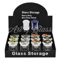Picture of GLASS JARS (12ct)