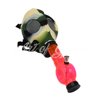 Picture of GAS MASK - CAMO