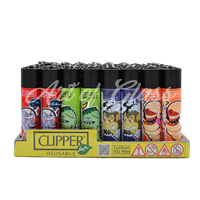 Picture of MONSTER PACK CLIPPER LIGHTERS (48ct)