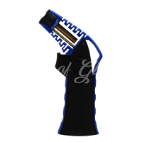 """Picture of SCORCH TORCH X-SERIES BLUE & BLACK 6"""""""