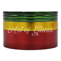 4 PART LARGE RASTA GRINDER 2.5""