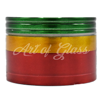 Picture of 4 PART MEDIUM RASTA GRINDER 2""