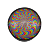 """Picture of 3 PART 3D COLOR SWIRL GRINDER (12ct) 2"""""""