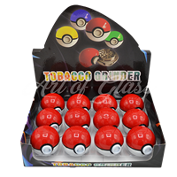 Picture of 3 PART POKEBALL GRINDER (12ct) 2""