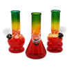 """Picture of 5"""" RASTA WATER PIPE"""