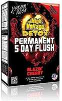 Picture of HIGH VOLTAGE DETOX 5 DAY FLUSH (BLAZIN' CHERRY)