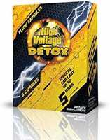 Picture of HIGH VOLTAGE DETOX 5 HOUR FAST FLUSH CAPSULES (12CT DISPLAY)