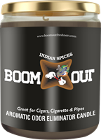 Picture of BOOM OUT INDIAN SPICES CANDLE (5oz/13oz)