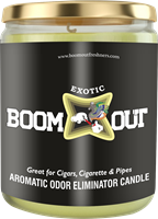 Picture of BOOM OUT EXOTIC CANDLE (5oz/13oz)