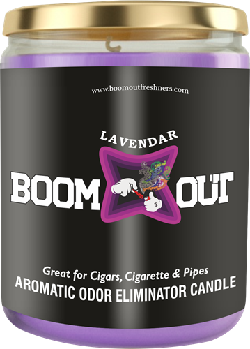 Picture of BOOM OUT LAVENDER CANDLE (5oz/13oz)