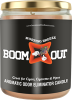Picture of BOOM OUT MORNING BREEZE CANDLE (5oz/13oz)
