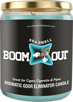 Picture of BOOM OUT SEA SMELL CANDLE (5oz/13oz)