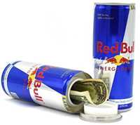 Picture of REDBULL 8.4 fl oz STASH CAN