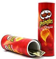 Picture of PRINGLES CHIPS STASH CAN