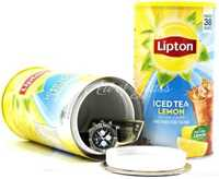 Picture of LIPTONS ICED TEA 9.8oz  STASH CAN