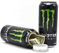 Picture of MONSTER ENERGY DRINK STASH CAN
