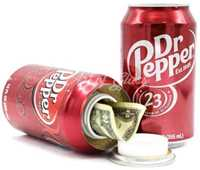 Picture of DR. PEPPER STASH CAN