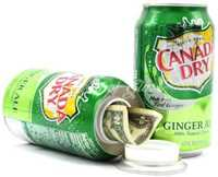 Picture of CANADA DRY GINGER ALE STASH CAN
