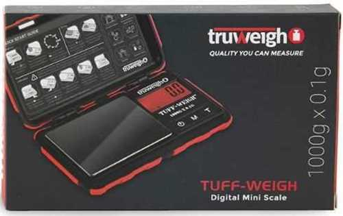 Picture of TRUWEIGH TUFF-WEIGH 1000g x 0.1g (RED)