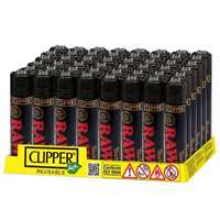 Picture of RAW BLACK CLIPPER LIGHTERS (48ct)