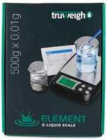 Picture of TRUWEIGH ELEMENT DIY E-LIQUID SCALE 500g x 0.01g