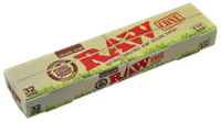 "Picture of RAW ORGANIC CONES BOX OF 32 1-1/4"" (12ct)"