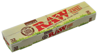 Picture of RAW ORGANIC CONES BOX OF 32 KING SIZE (12ct)