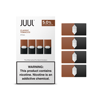 Picture of JUUL PODS CLASSIC TOBACCO 5% (8CT)