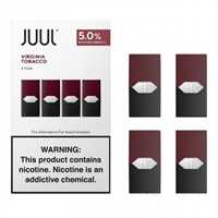 Picture of JUUL PODS VIRGINIA TOBACCO 5% (8CT)