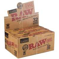 Picture of RAW CLASSIC CONES BOX OF 32 KING SIZE (12ct)