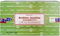 Picture of SATYA ARABIAN JASMINE INCENSE STICKS 12pk 15g