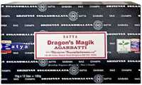 Picture of SATYA DRAGONS MAGIK INCESNE STICKS 12pk 15g