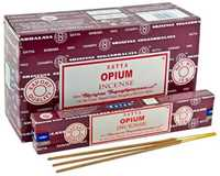 Picture of SATYA OPIUM INCENSE STICKS 12pk 15g