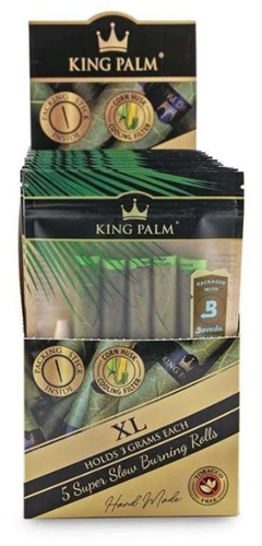 Picture of KING PALM 5pk XL w BOVEDA - 15ct