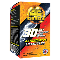 HIGH VOLTAGE 30-DAY PERMANENT FLUSH CAPSULES