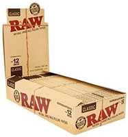"Picture of RAW CLASSIC SUPERNATURAL 12"" - 20ct"