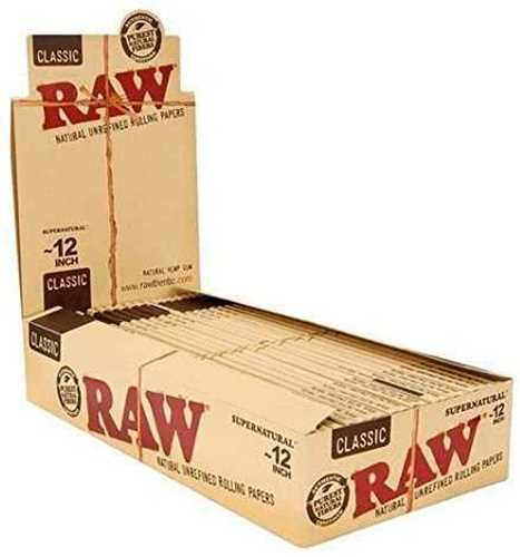 """Picture of RAW CLASSIC SUPERNATURAL 12"""" - 20ct"""