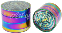 Picture of 4 PART - SEVEN COLOR MAZE GRINDER